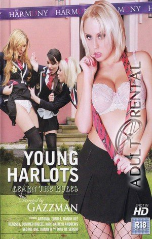 Young Harlots Learn The Rules Porn Video