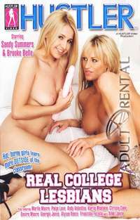 Real College Lesbians