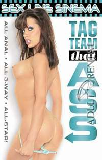 Tag Team That Ass | Adult Rental