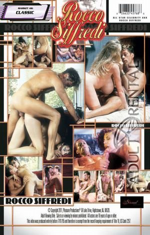 All Star Celebrity XXX Rocco Siffredi Porn Video Art