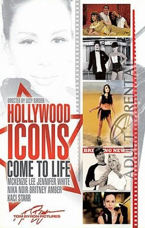 Hollywood Icons Come To Life Porn Video Art