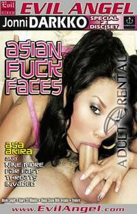 Asian Fuck Faces: Disc 1