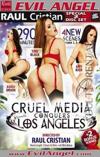 Cruel Media Conquers Los Angeles: Disc 1 | Adult Rental