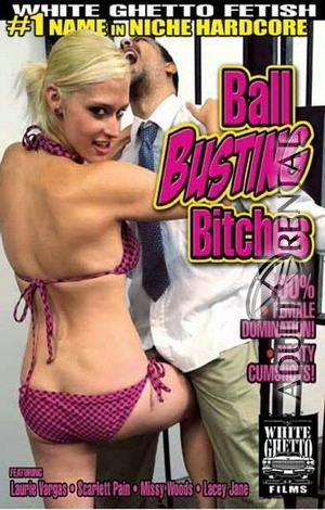Ball Busting Bitches Porn Video