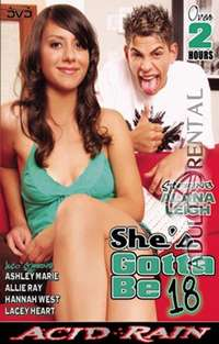 She's Gotta Be 18 | Adult Rental