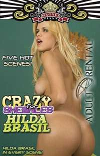 Crazy For Shemales: Hilda Brasil | Adult Rental