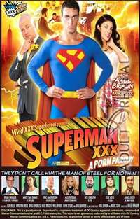 Superman XXX: A Porn Parody | Adult Rental