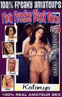 Pink Pussies Black Dicks 3 | Adult Rental