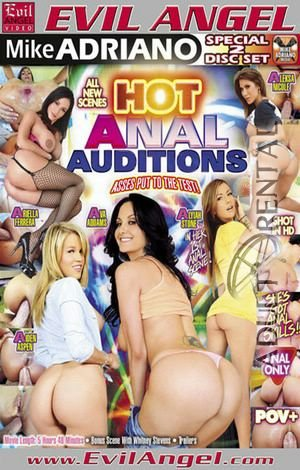 Hot Anal Auditions: Disc 1 Porn Video Art