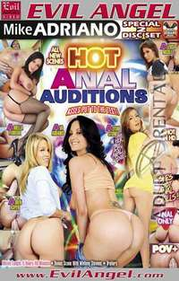 Hot Anal Auditions: Disc 1