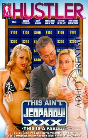 This Ain't Jeopardy XXX Porn Video Art