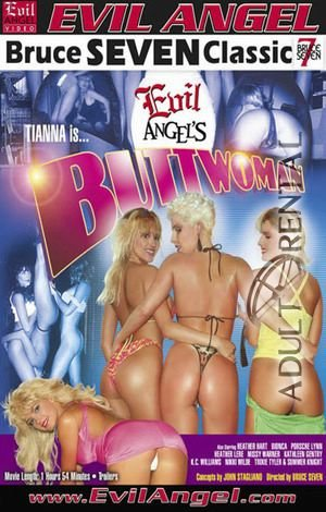 Evil Angel's Buttwoman Porn Video Art