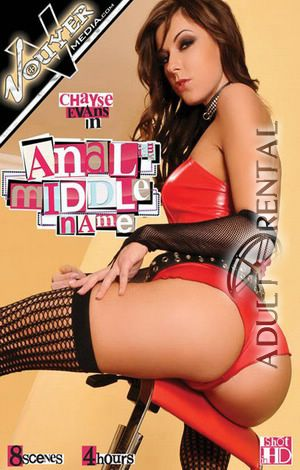 Anal Is My Middle Name Porn Video