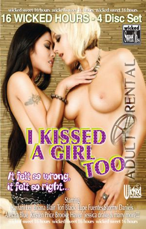 I Kissed A Girl Too: Disc 4 Porn Video