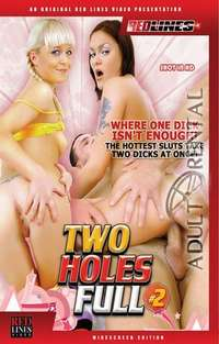 Two Holes Full 2 | Adult Rental