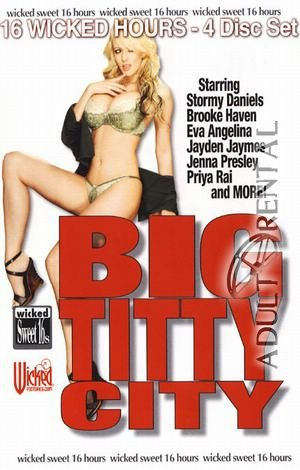 Big Titty City: Disc 4 Porn Video