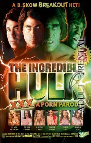 The Incredible Hulk XXX A Porn Parody D2 Porn Video