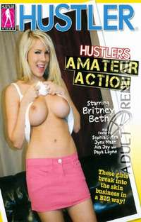 Hustler's Amateur Action | Adult Rental