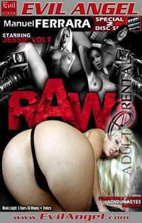 Raw 8: Disc 1 | Adult Rental