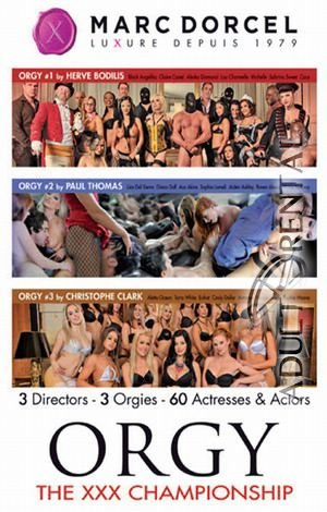 Orgy The XXX Championship Porn Video Art