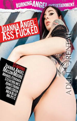 Joanna Angel: Ass-Fucked Porn Video Art