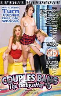 Couples Bang The Babysitter #6 | Adult Rental