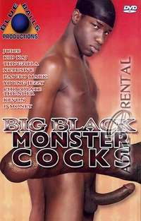 Big Black Monster Cocks | Adult Rental
