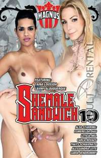 Shemale Sandwich 10