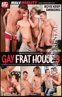 Gay Frat House 3 | Adult Rental