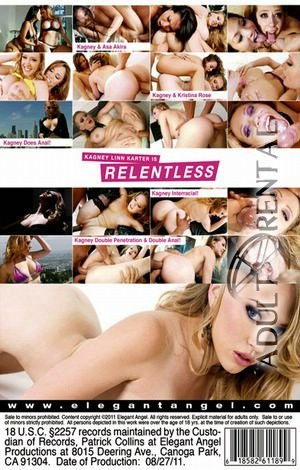 Kagney Linn Karter Is Relentless Porn Video Art