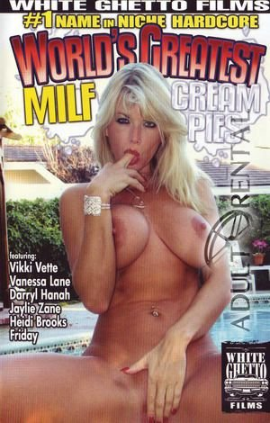 World's Greatest MILF Cream Pies Porn Video