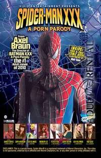 Spider Man XXX: A Porn Parody | Adult Rental