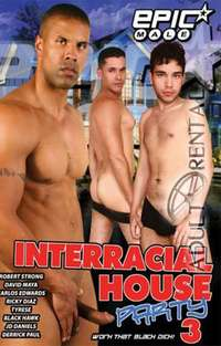 Interracial House Party 3 | Adult Rental