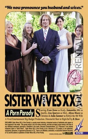 Sister Wives XXX: A Porn Parody Porn Video Art