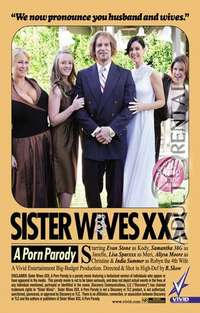 Sister Wives XXX: A Porn Parody | Adult Rental