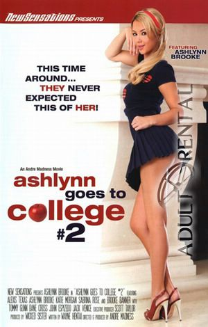 Ashlynn Goes To College 2 Porn Video Art