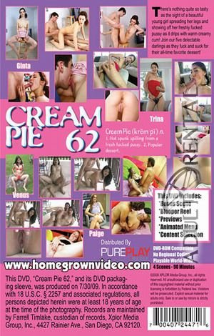 Cream Pie 62 Porn Video Art