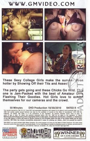 College Girls Go Wild #2 Porn Video Art