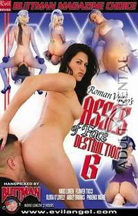 Asses Of Face Destruction 6 | Adult Rental