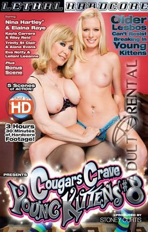 Cougars Crave Young Kittens 8 Porn Video