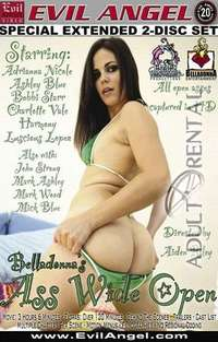 Ass Wide Open: Disc 2 | Adult Rental