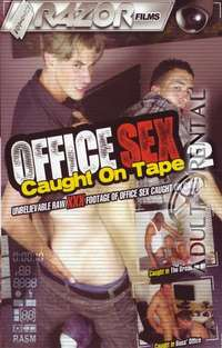 Office Sex Caught On Tape 2 | Adult Rental