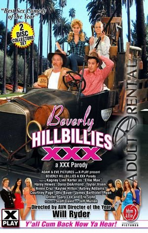 Beverly Hillbillies XXX: A XXX Parody Porn Video Art
