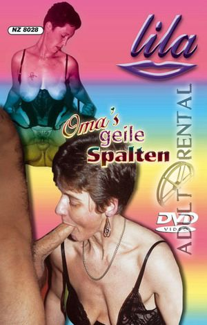 Oma's geile Spalten Porn Video