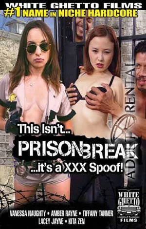 This Isn't Prison Break It's A XXX Spoof Porn Video Art