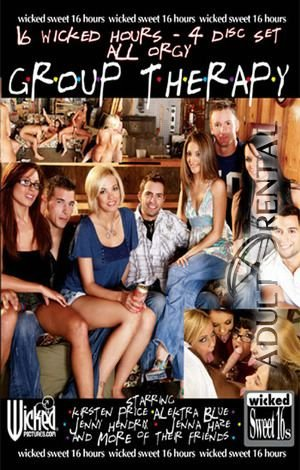 Group Therapy: Disc 3 Porn Video Art