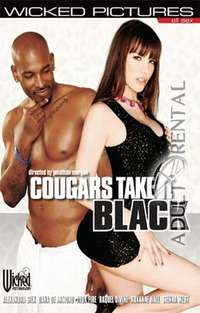 Cougars Take It Black | Adult Rental