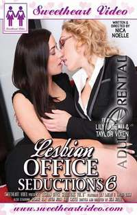 Lesbian Office Seductions 6 | Adult Rental