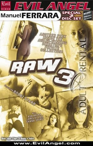 Raw 3: Disc 1 Porn Video Art