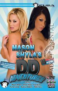 Mason And Shyla's DD Adventures: Disc 2 | Adult Rental